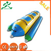 Top sale!! 0.9 mm PVC inflatable flying fish banana boat, flying fish
