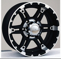F9332 SUPERIOR CASTING TECHNOLOGY CAR ACCESSORIES ALLOY WHEELS 17 INCH 5X114.3