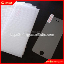 2.5D 9H Japanese Asahi tempered glass screen cover for iphone 5
