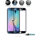 Temepred Glass Factory! 3D Curved tempered glass screen protector for Samsung S6 edge/ S6 edge Plus