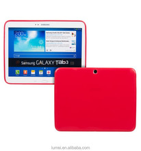 "Slim Hard TPU Gel Rubber Case Cover For Samsung Galaxy Tab 3 10.1 "" P5200"