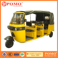 Made in China Cabin Tricycle For Passenger tuk tuk bajaj India