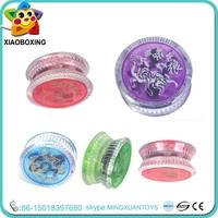 Classical wholesale flashing toys light yoyo for promotion