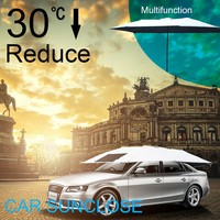 SUNCLOSE high quality peva car wing protective cover car roof cover