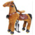 Factory price mechanical riding horse horse riding toy mechanical pony horse