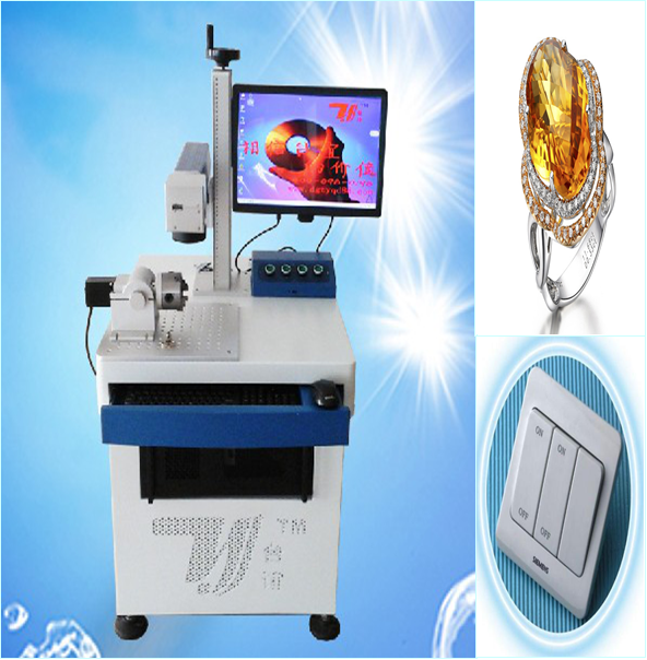 high precision laser jewelery engraving machine for sale with ce