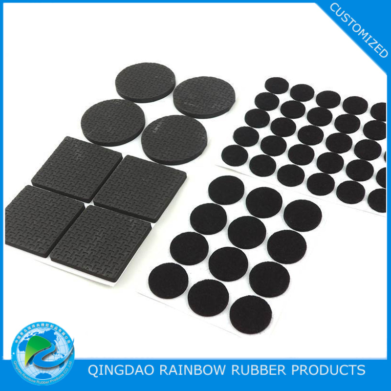 Customized Silicone Rubber Bumper Pad for Furniture