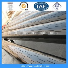 Super quality stylish slotted screen api steel pipe aas tube