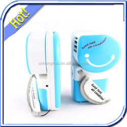 Rechargeable emergency light fan/ rechargeable battery table fan