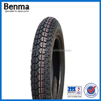 Top quality rubber tires wholesale motorcycle tires 3.50-8