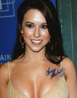 LACEY CHABERT Hand Signed 8x10 Autographed Photo/COA