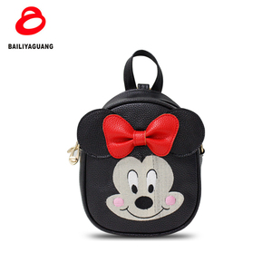 Mickey mouse mochila student backpack bag for kids