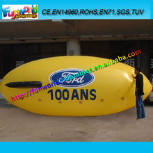 2014 Best Selling Inflatable Helium Blimp from China Factory