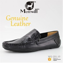 High Quality Driving Style for Men Genuine Leather Loafer Shoes