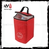 Convenient food delivery cooler bag, fitness cooler lunch bag, ice box picnic bag