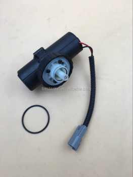 Electric Fuel Pump 232-5877 228-9129 for Backhoe New Holland