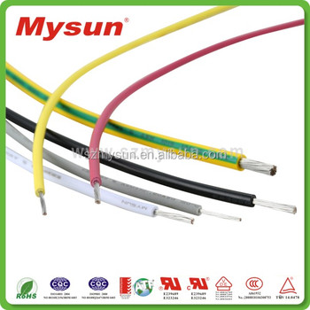 UL certificated XLPE cable UL3271 600V 125 Degrees