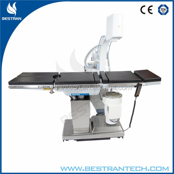 BT-RA005 Medical equipment luxury hydraulic obstetric OT tables for x-ray/c-arm