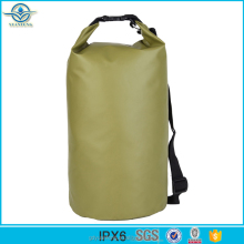 China factory directly sale high quality 500D PVC waterproof dry bag for outdoor camping