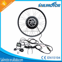 2015 high quality New !!! Magic Pie 4 / Smart pie 4 electric bicycle conversion kit with Vector Controller E bike kit with sine