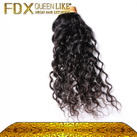 Guangzhou Most Popular 100 Grams/Pcs Human Hair Export For Ladies