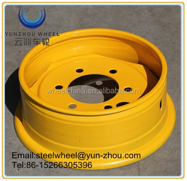 china manufacture steel rims for tire 7.50-16
