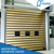Rigid Spiral Aluminum Fast Door / Rigid Spiral Aluminum High speed door