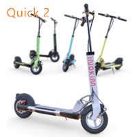 foldable Inokim Myway 2 wheels adult electric luggage scooter