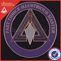 Remarkable masonic car emblems for sale