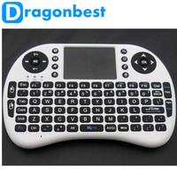 Wholesale Mini i8 Fly Air Mouse i8 2.4g wireless mini keyboard For PC Notebook Android TV