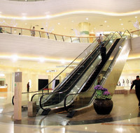 INTENTEC Commercial Escalator and moving walk
