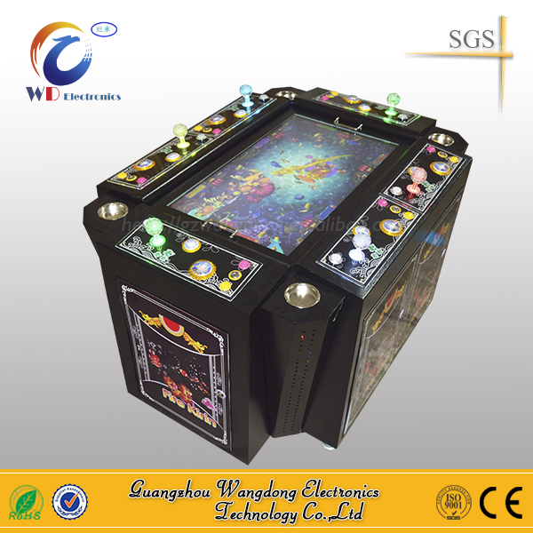 100% popular IGS Ocean Monster 2 slot game machine 8 players fish machine for sale
