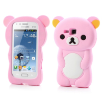 Hot Sale Promotion Gift Silicone Animal Shaped Phone Cases