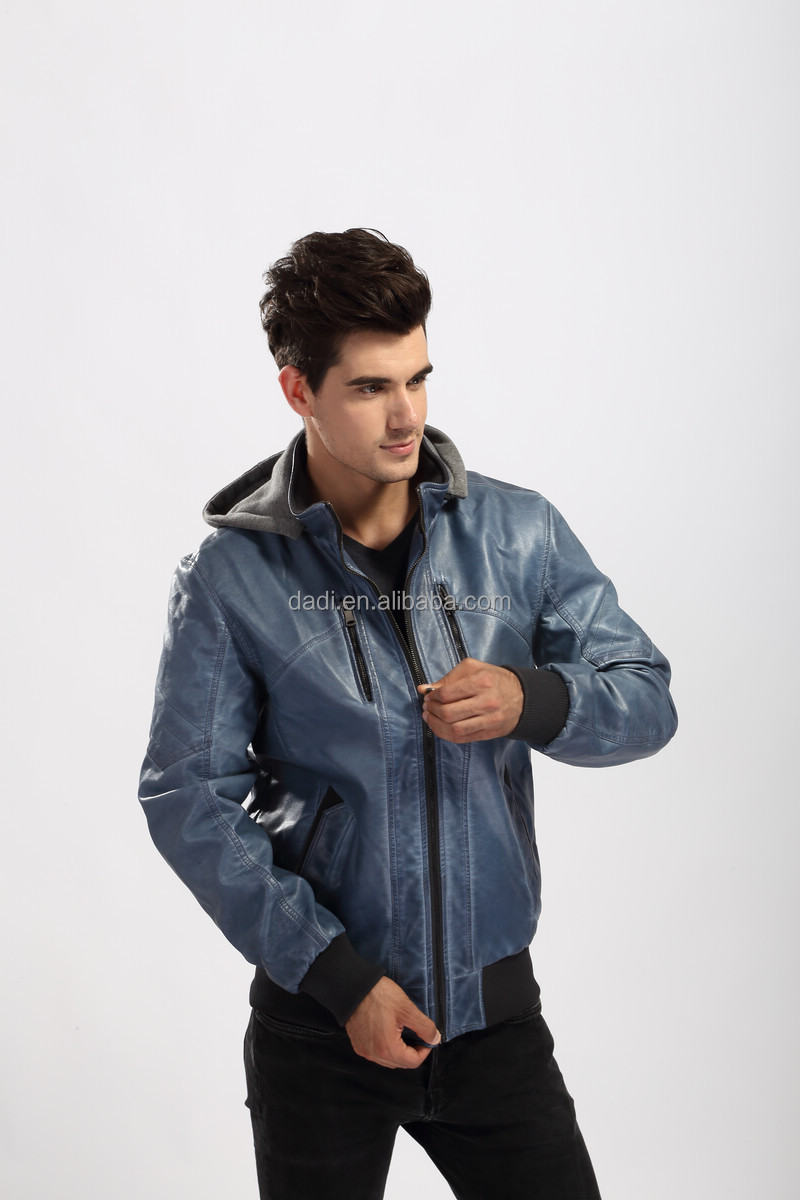 MEN Stylish Leather Jacket