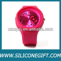 Cute hello kitty watches ladies wholesale