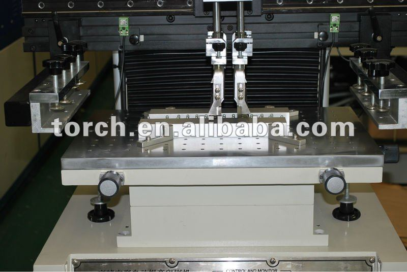 250 kg Semi-automatic screen printing machine