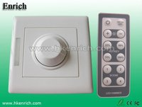 New LED Dimmer with Remote Controller (DC12V~DC24V)