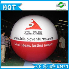 Advertising Equipment! 0.18mm PVC Advertising Big Round Balloons for Sale, Inflatable Helium Airship