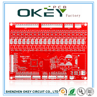 Best pcb&pcb assembly supplier high quality bluetooth audio receiver pcb circuit board prototype