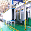 powder coating machine coating production line