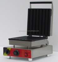 Ceramic waffle maker/gas operated commercial waffle maker/waffle making machine Model BG-CRN