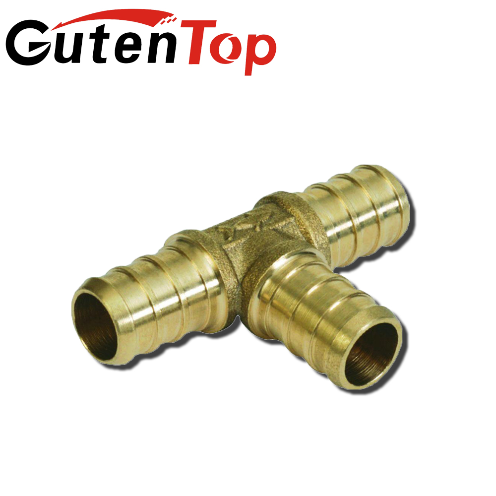 Gutentop 3/4 inch x 3/4 inch Brass Material PEX barb <strong>fittings</strong>