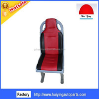 luxury Bus seat for sale with PU cushion