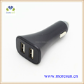 High quality wholesale dual port usb car charger