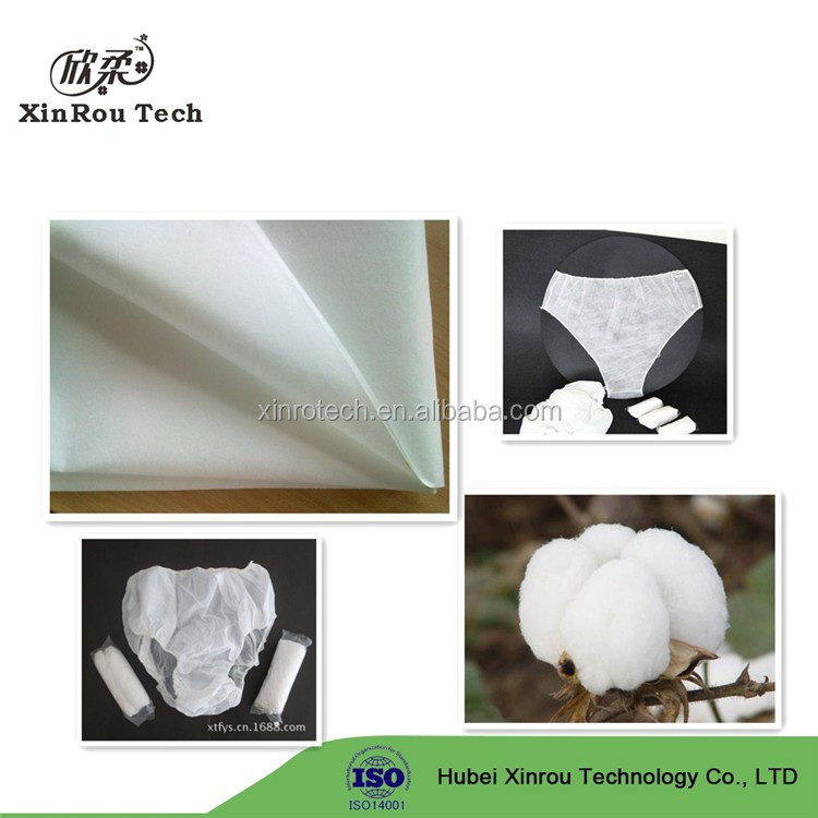 Eco-friendly Lint Free 100% Cotton Nonwoven Magic Face Cloth