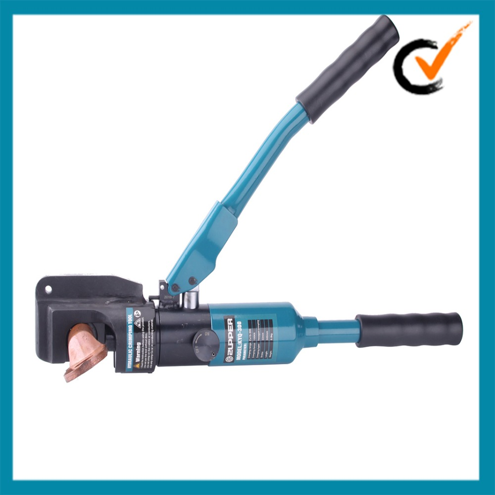 KYQ-300 ideal Hydraulic power cable crimping tool