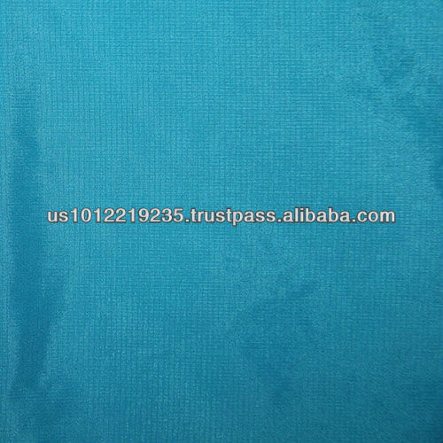 Bulk High Quality Cheap Blue Ripstop Nylon Fabric