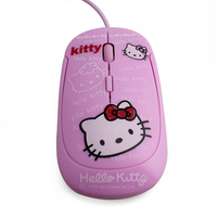 Fashion Cartoon Hello Kitty Optical Personalized Computer Decoration Mouse