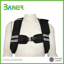 High quality gym training weight vest