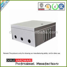 OEM metal High quality stamping electrical box wire box